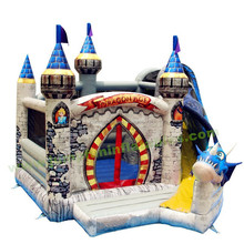 Design custom Inflatable Castle Hire/Commercial use jumping bouncer rental