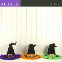 promotinal halloween item halloween party decoration witch hat set