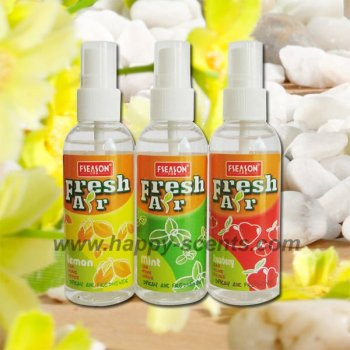 High quality spray car air freshner
