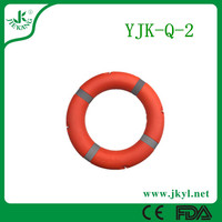 YJK-Q-2 inflatable life buoy ring for sale