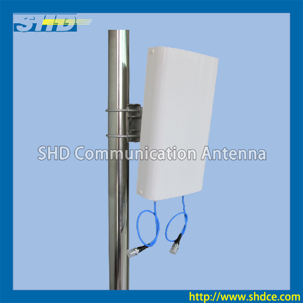 LTE MIMO Panel Antenna with 8dBi