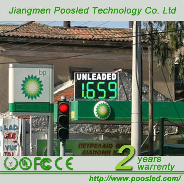 led digit module \ digit led signs panel \ led electronic digit board