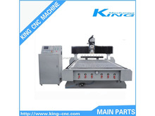 ATC cnc router with tool changer capacity 8 pieces