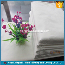 Wholesale tc 55% polyester 45% cotton blend combed woven dyed poplin fabric