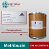 2014 China Supply 70% WP Herbicide Metribuzin