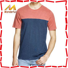 High quality 100 cotton t shirt 100% cotton export quality plain cotton t shirt wholesale