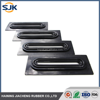 Wire Protective Rubber Grommet Rectangular Square