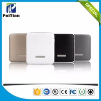 PT-139 portable mobile phone power bank 5200mah smart power pack