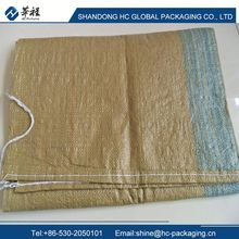 China factory price 10kg 25gkg 40kg rice flour feed PP woven sack