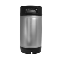 Ball Lock Keg 3 Gallon/12Liters Stainless Steel 304 Food Grade NSF certificated Home Brew keg for Beer