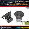 18 inch 4000W RMS High SPL Car Subwoofer