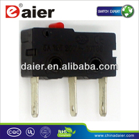 normally open micro switch with no lever,solder terminals 250vac,KW4-Z1T