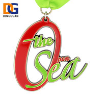 Custom good quality cheap metal Medals Swimming sports medals
