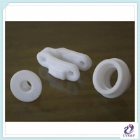 Irregular UHMWPE or other plastic CNC machine parts