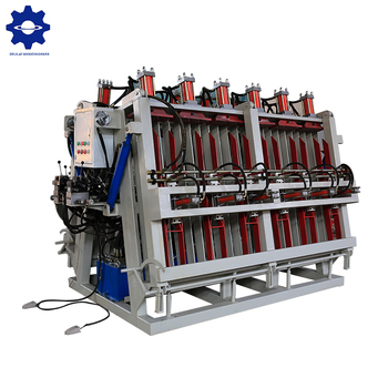 Factory wholesale Two Sides Hydraulic Composer
