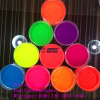 Sheenbow Neon Powder Fluorescent Powder Daylight Powder Electric Pigments