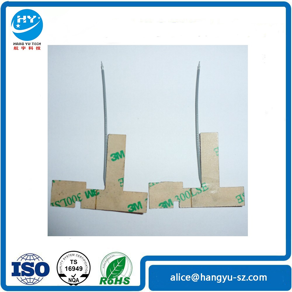 Built-In internal 3g gsm pcb antenna with RF1.13 coax cable