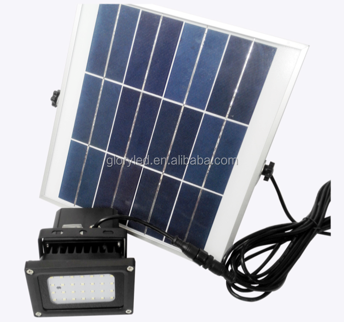 Hot sale light induction solar garden light