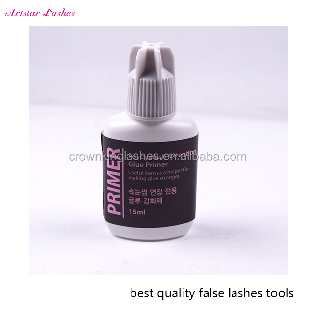 wholesale eyelash extension glue and glue primer, premium quality eyelash extension glue