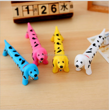 Creative animal dog ballpoint pen puppy pen for student gifts