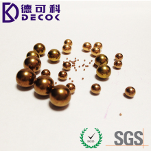 Solid Copper metal ball 7mm sale different size c11000 copper sphere