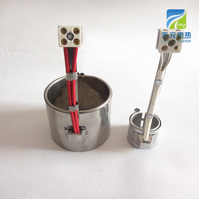 round heater Mica Heating Element Mica Band Heater