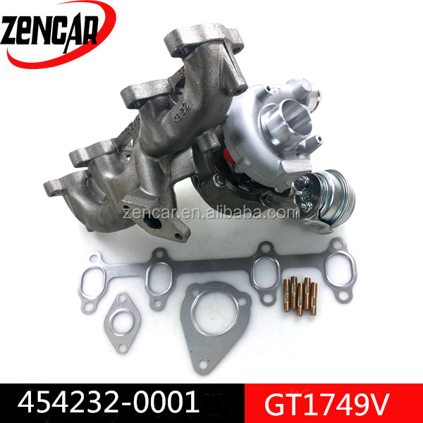 GT1749V for turbocharger 454232-0001 433395-0012