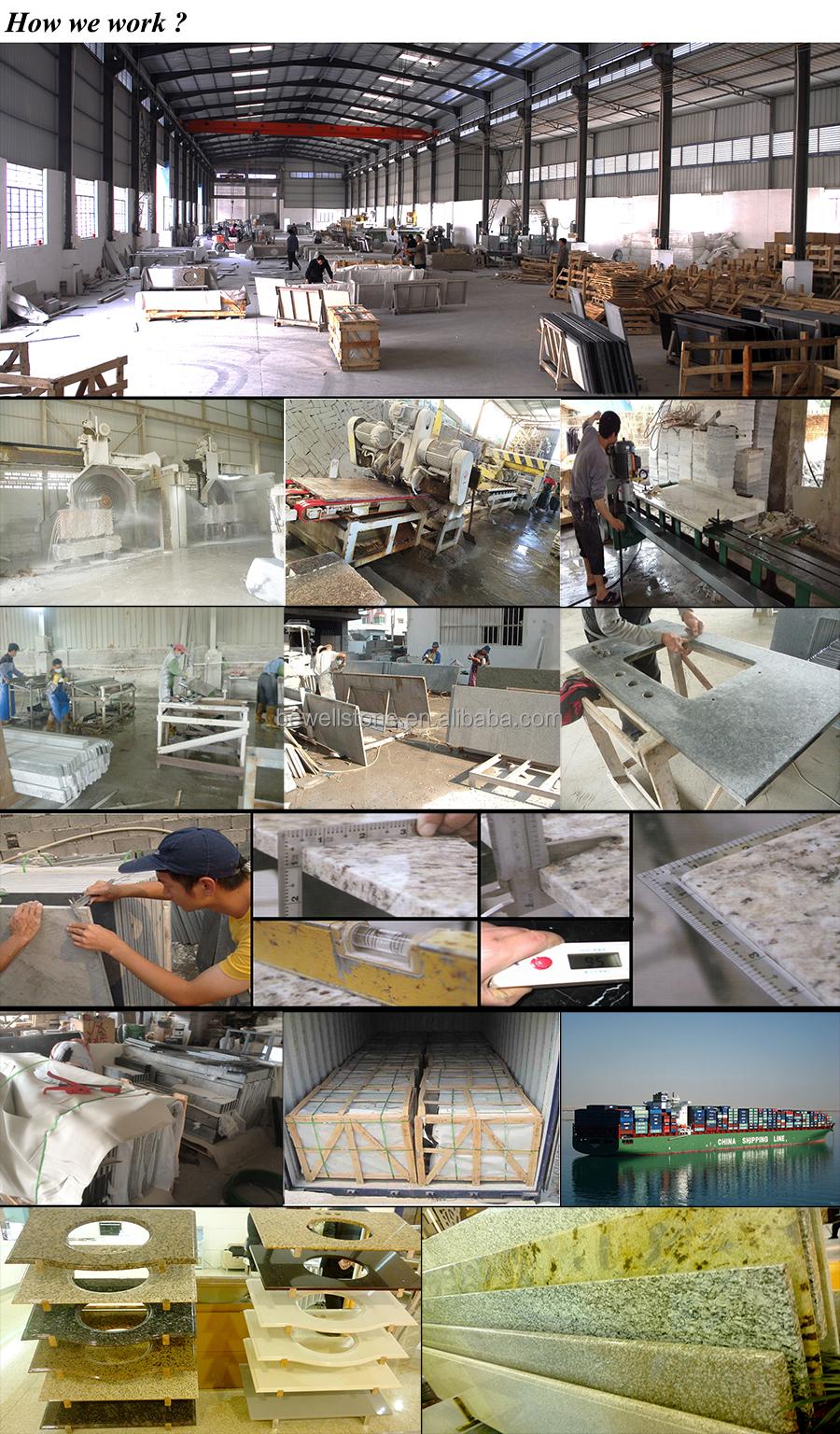 Tropical Brown Granite Composite Granite Countertops ...