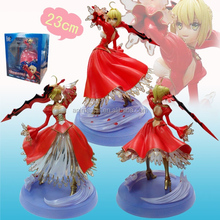 Fate Stay Night Beautiful Girl Anime PVC Figure New Style Action Figures