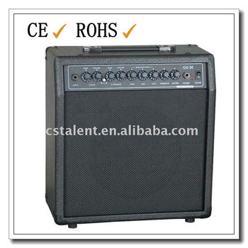 30W Guitar Amplifier