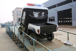 2016 electric mini small truck with EEC/COC certificate