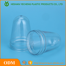 23g wide mouth neck 52mm pet bottle preform for 150-250 ml