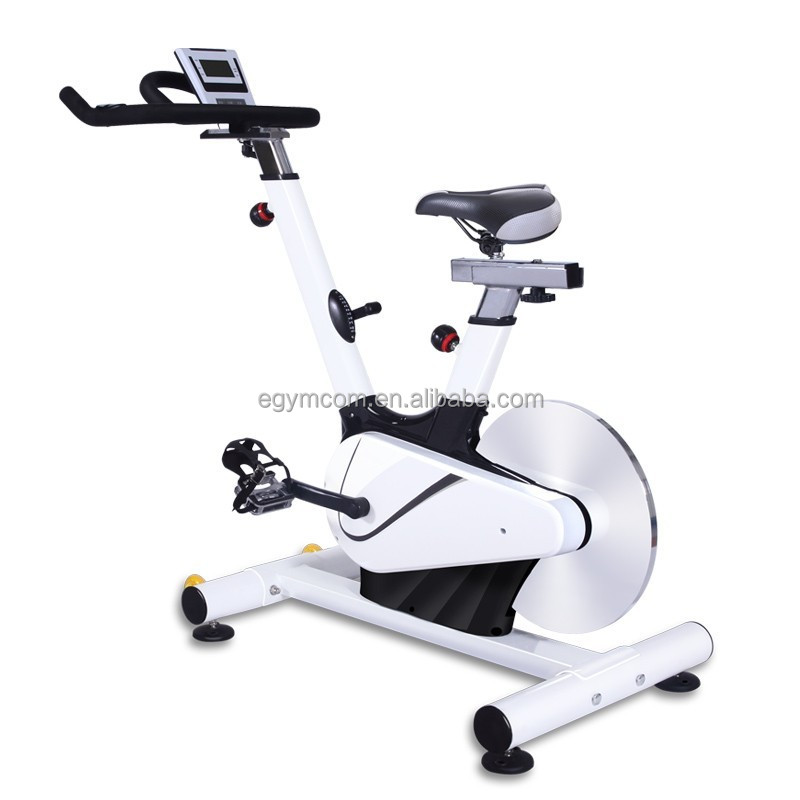 Stationary Exercise Bike Indoor Fitness Workout Upright Gym Cycling