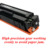 CF400A CF401A Hot sale product compatible color toner cartridge for hp printer M277/M255