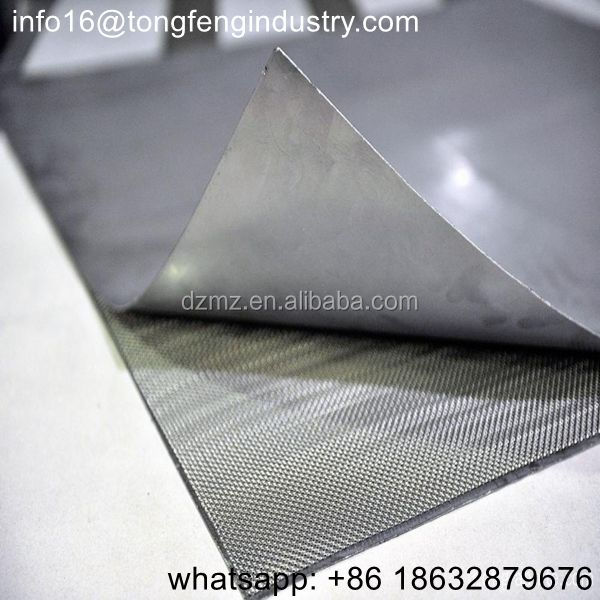 Non Asbestos Beater Sheet With Tanged Steel Inserted
