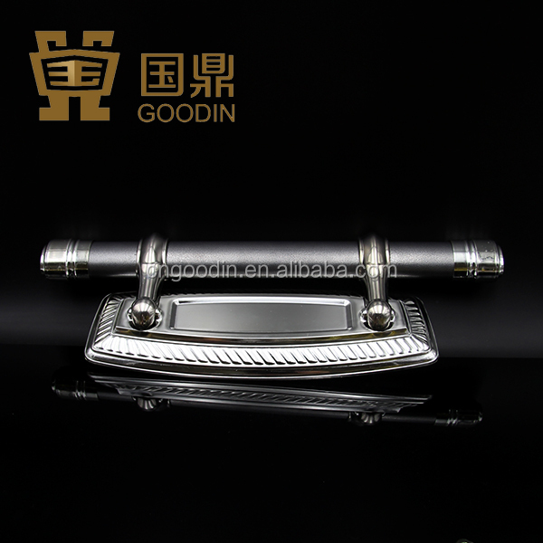 GLOD CASKET COFFIN HANDLE LUXURY COFFIN