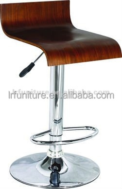 New Products 2016 Luxury Wood Bar Stools