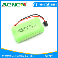 OEM Customized Replacement NIMH Battery for Cordless Phone
