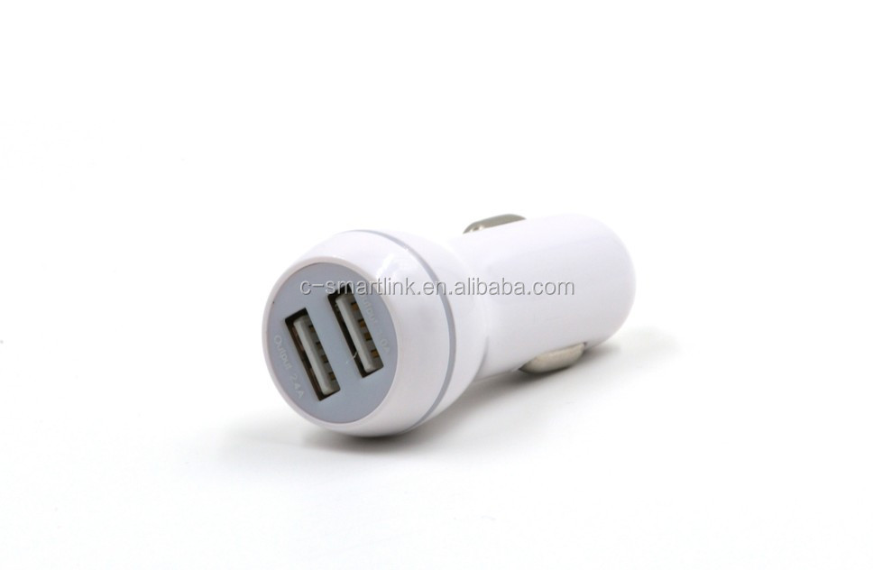 MFi Car Charger ABS Shell OEM Colors