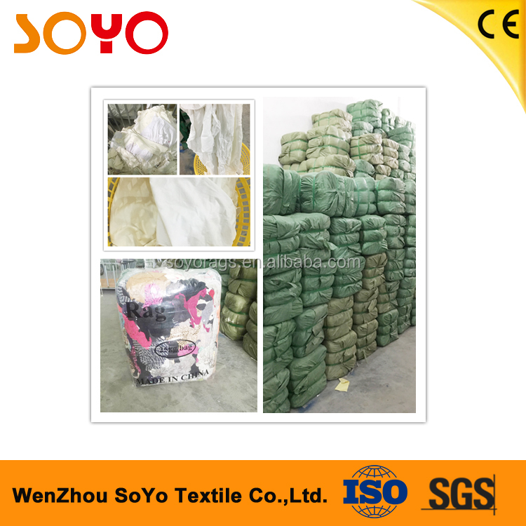 1000kg absorbent cloth rags in a box for oil cleaning to usa