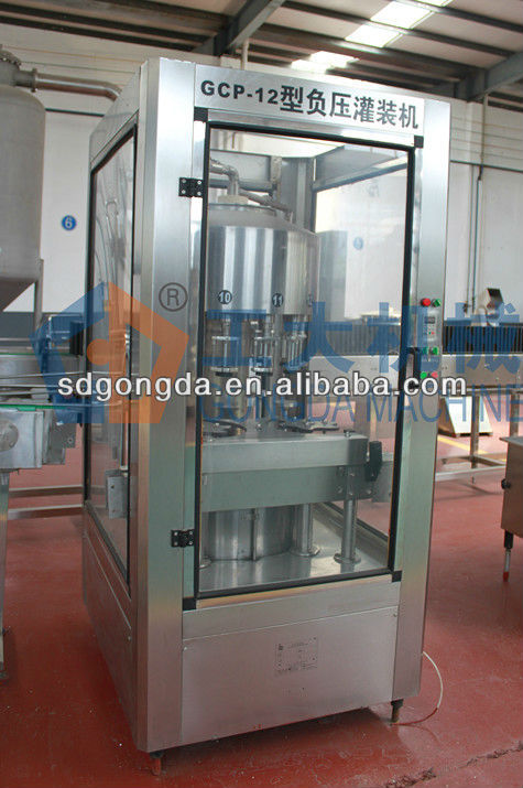 CE Wine/Vodka Bottling Machine