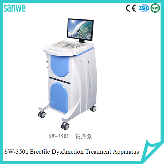 SW-3501 Silver Warlus Erectile Dysfunction Instrument, Male Sexual System, Premature Ejaculation Instrument