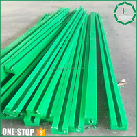 High wear resistance light guide uhmwpe acrylic sheet oil nylon plastic chain guides
