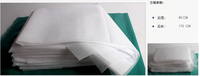 Disposable Nonwoven Dust Protector Sheet/ Hotel Bed Sheet