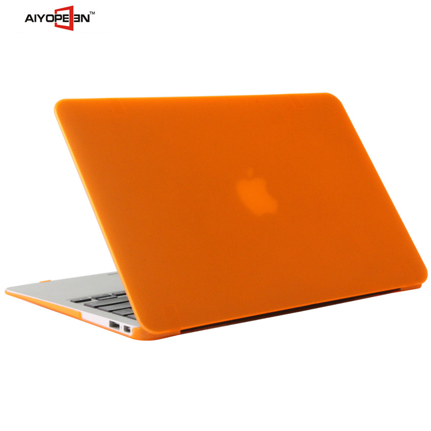 Hot Selling Notebook Hard PC Shell Back Case Cover for MacBook Air 11inch Laptop case