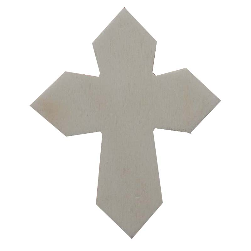 Best price eco friendly unfinished wooden crosses wholesale