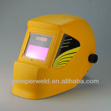 Auto Darkening Welding Helmet WH4400yellow