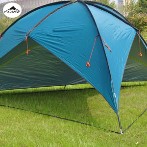 outdoor family 5person tent beach sun shade bivvy carp fishing tent supplies factory wholesale