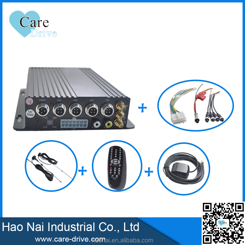 CareDrive DVR Digital Video Recorder MDVR For Mining Truck