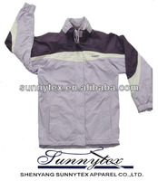 Custom Jacket Outdoor Autumn Padding Ladies Clothes